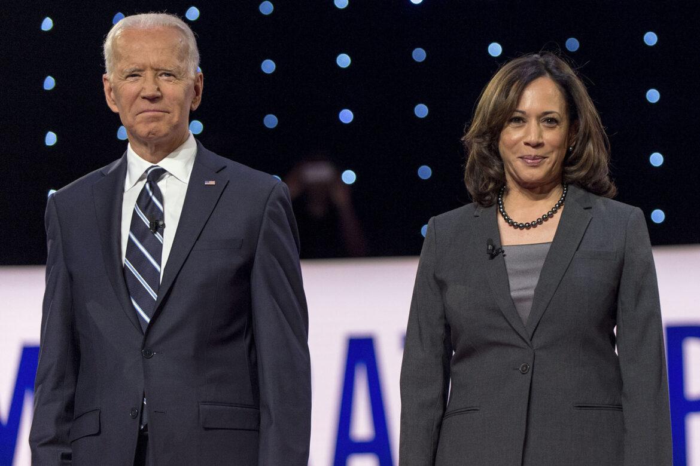 Joe Biden – Kamala Harris